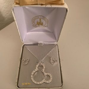 Mickey Ears Jewelry Set